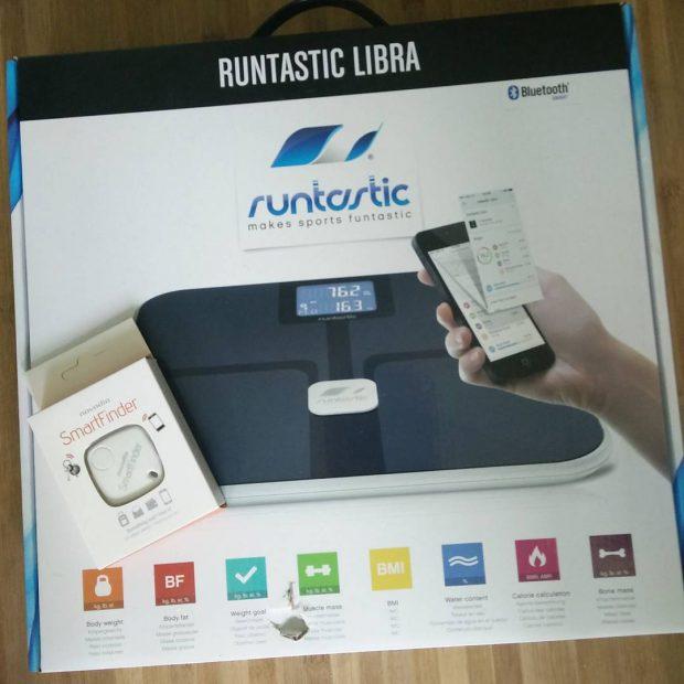 La balance connecte Runtastic Libra et un portecls bluetooth viennenthellip