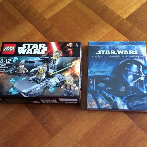 La sortie du prochain Lego Star Wars approche Sympa leshellip