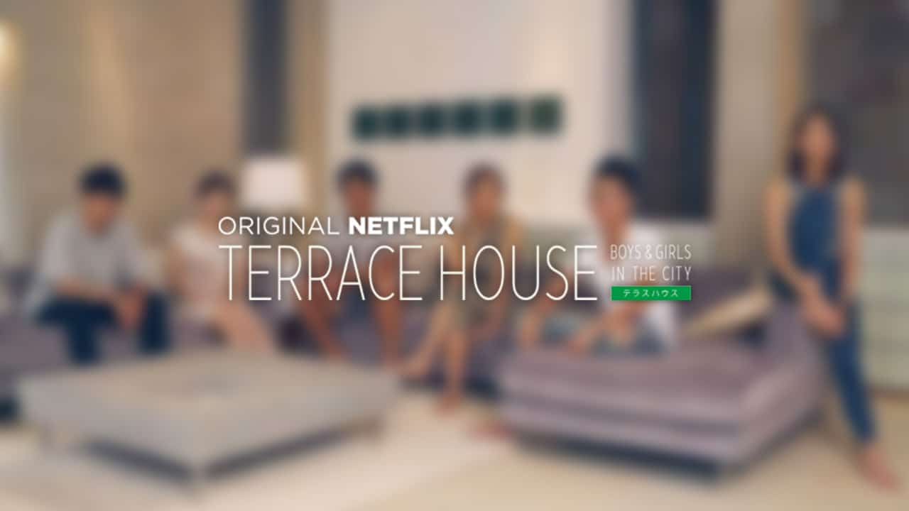 Critique terrace house une t l r alit japonaise sur for Terrace netflix