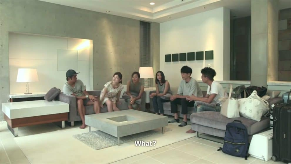 Critique terrace house une t l r alit japonaise sur for Netflix terrace house