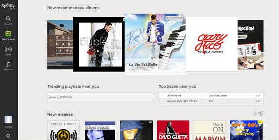 SpotifyWebScreenshot