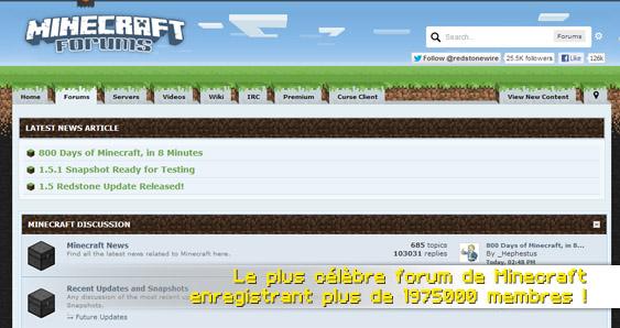 MinecraftForums