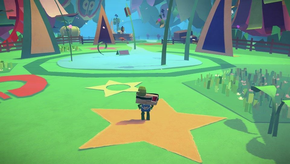 Tearaway-Screenshot