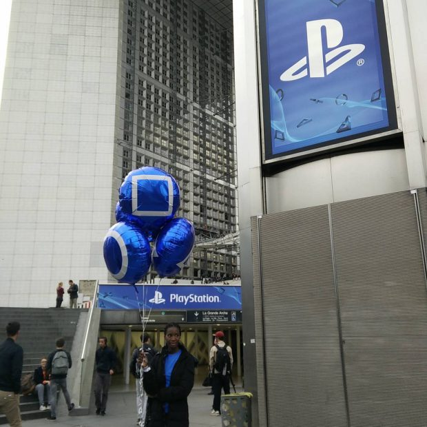Prt pour la confrence PlayStation PlayStationPGW PGX PGW2015