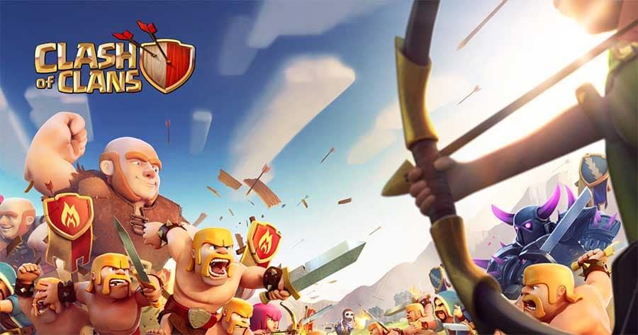 Clash of Clans, ce jeu mobile de stratégie au succès incroyable.