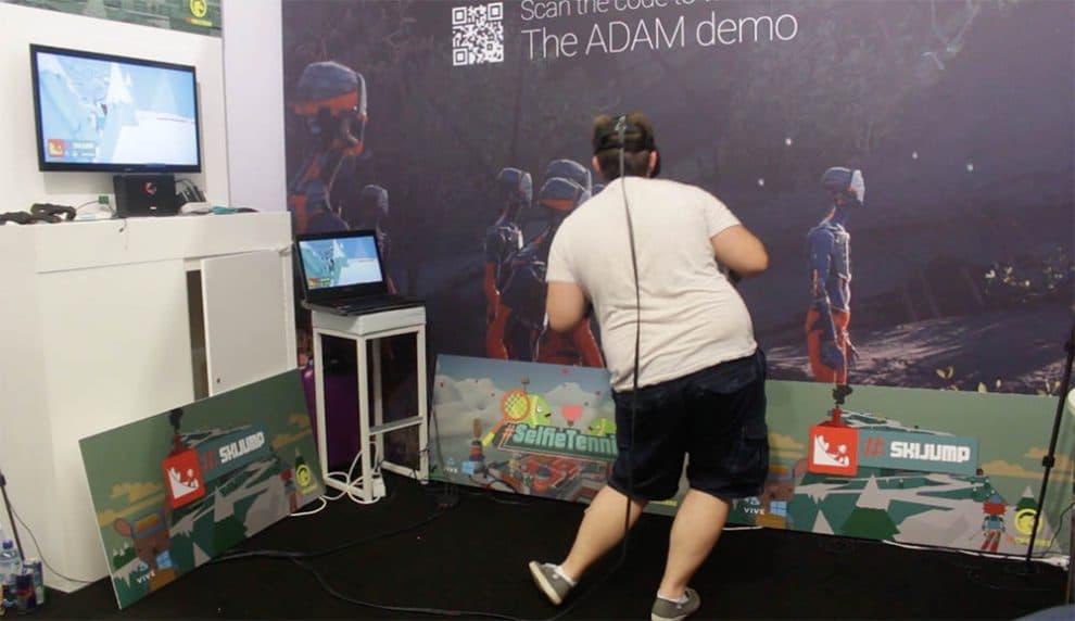 SkiJump-VR-Vive