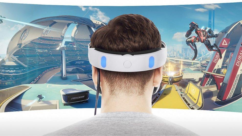 RIGS, seul responsable des nausées que j'ai eu avec le PlayStation VR ?