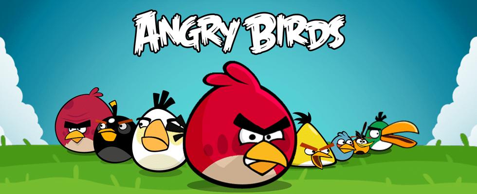 Angry Birds me manque presque, c'est dire !