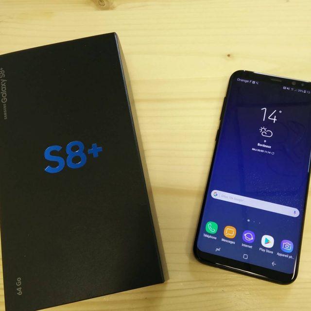 Le Galaxy S8 vient darriver Nouvelle session TesteurSosh en perspectivehellip