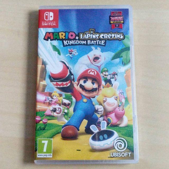 Il tait temps de craquer ! Games LapinsCretins Mario Switchhellip